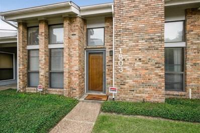 17490 Meandering Way UNIT 1803, Dallas, TX 75252 - #: 14208101