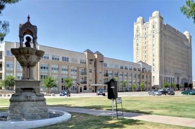 201 W Lancaster Avenue UNIT 319, Fort Worth, TX 76102 - #: 14214092
