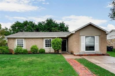 4101 Pepperbush Drive, Fort Worth, TX 76137 - #: 14214358