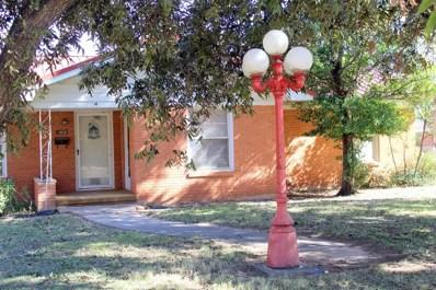 1808 N Avenue F, Haskell, TX 79521 - #: 14221237
