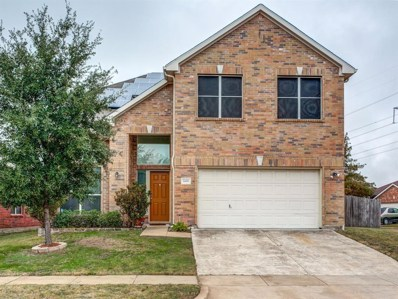6600 Fairglen Drive, Arlington, TX 76002 - #: 14222076