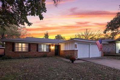 609 Oak Drive, Hurst, TX 76053 - #: 14224465