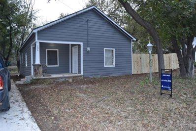 206 N Buffalo Street, Chico, TX 76431 - #: 14225043