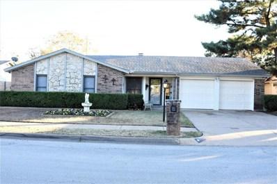 913 Rose Street, Crowley, TX 76036 - #: 14226453