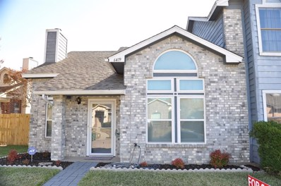 6419 Valleybrooke Court, Arlington, TX 76001 - #: 14229311