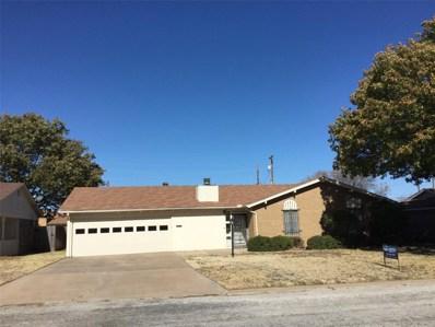 1110 W Edwards, Olney, TX 76374 - #: 14229564