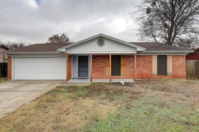 6913 Knob Hill Road, Forest Hill, TX 76140 - #: 14231907
