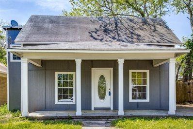 1010 W Chestnut Street, Denison, TX 75020 - #: 14246154