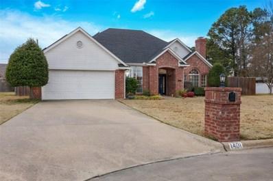 1401 Jennifer Circle, Sulphur Springs, TX 75482 - #: 14254257