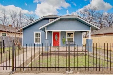 2832 Avenue I, Fort Worth, TX 76105 - #: 14256569