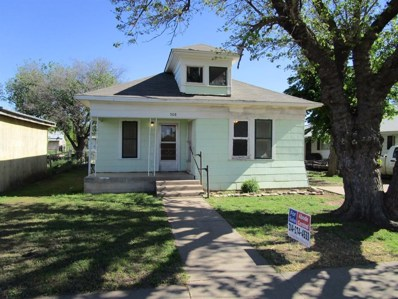 508 W 5th Street, Quanah, TX 79252 - #: 14257200