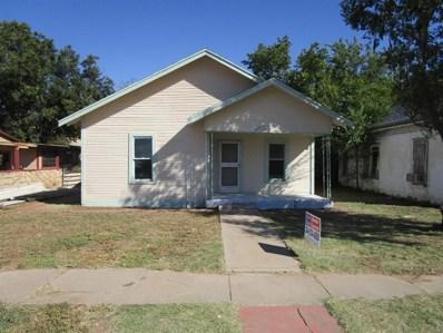 203 E 6th Street, Quanah, TX 79252 - #: 14257215