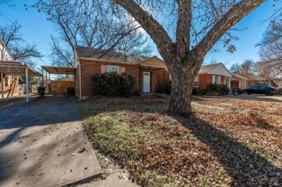 2701 W Bewick Street, Fort Worth, TX 76109 - #: 14264627