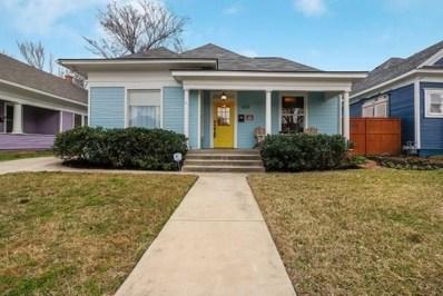 1619 College Avenue, Fort Worth, TX 76104 - #: 14274958
