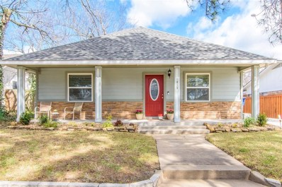 1015 W Crawford Street, Denison, TX 75020 - #: 14290482