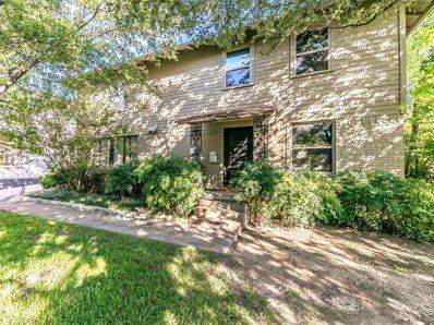4202 Glenwood Avenue UNIT Avenue, Dallas, TX 75205 - #: 14443974