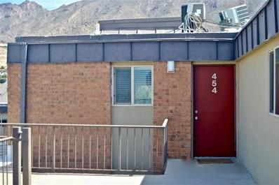 4433 Stanton UNIT 454, El Paso, TX 79902 - #: 719160