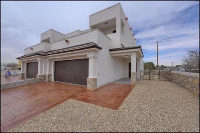 5617 Secondwood UNIT B, El Paso, TX 79905 - #: 729519