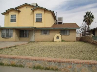 233 McCarthy, El Paso, TX 79915 - #: 742169