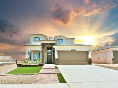 14820 David Latin, El Paso, TX 79938 - #: 742425