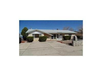 4641 Ambassador, El Paso, TX 79924 - #: 745585