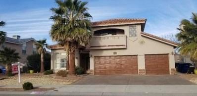 1287 Rosa Guerrero, El Paso, TX 79936 - #: 746271