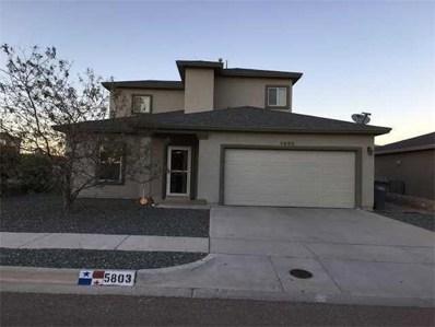 5803 Redstone Rim, El Paso, TX 79934 - #: 748181