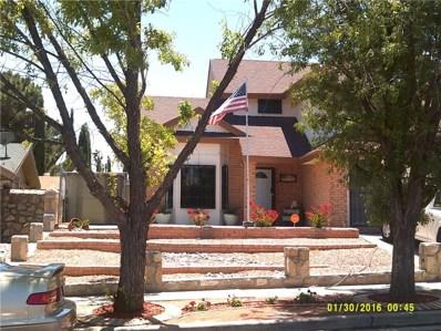 11684 John Weir, El Paso, TX 79936 - #: 749403