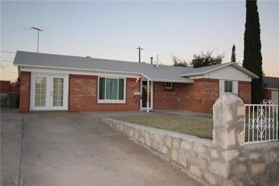 4737 El Campo, El Paso, TX 79924 - #: 752046