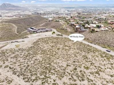 440 Rocky Point, El Paso, TX 79912 - #: 756306