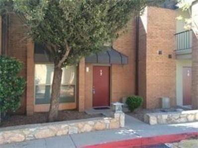 4433 N Stanton UNIT T17, El Paso, TX 79902 - #: 758169