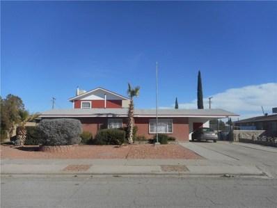 544 Cortez, El Paso, TX 79905 - #: 758974