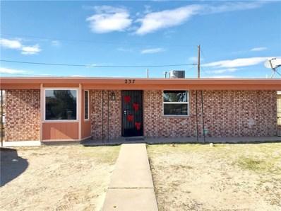 237 Henderson, El Paso, TX 79907 - #: 759118