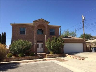 4058 Tibuni Place, El Paso, TX 79904 - #: 802433