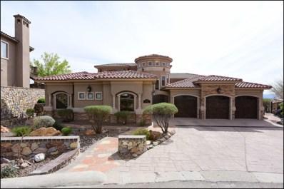 909 Via Penasco Lane, El Paso, TX 79912 - #: 805709