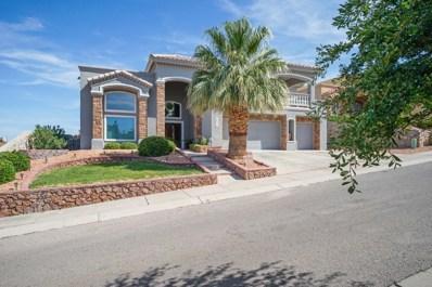 6033 Ojo De Agua Drive, El Paso, TX 79912 - #: 813133