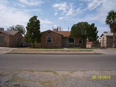 3116 Nations Avenue, El Paso, TX 79930 - #: 814093