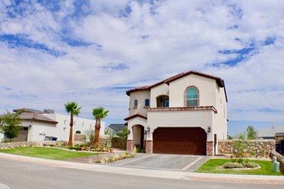 977 Abe Goldberg Drive, El Paso, TX 79932 - #: 814233