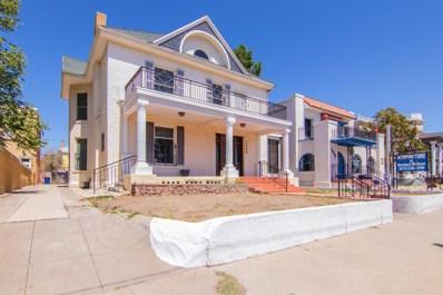 1309 Montana Avenue, El Paso, TX 79902 - #: 815777