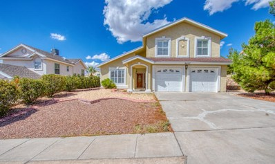 6057 Los Pueblos Drive, El Paso, TX 79912 - #: 815894