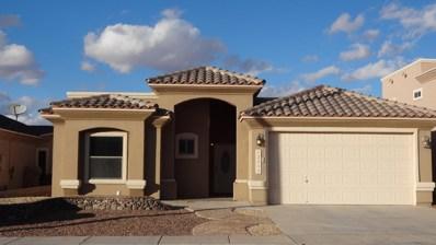 12717 Cozy Prairie Court, El Paso, TX 79938 - #: 818066