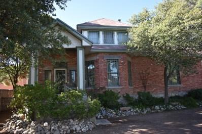 1312 E Rio Grande Avenue, El Paso, TX 79902 - #: 819091