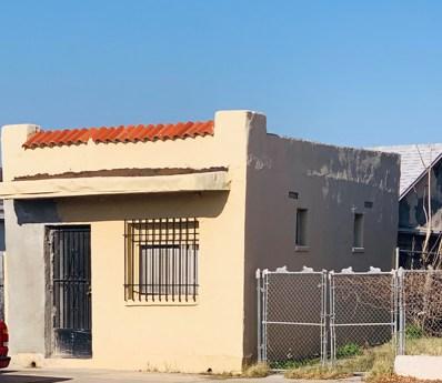 1015 E San Antonio Avenue, El Paso, TX 79901 - #: 821386