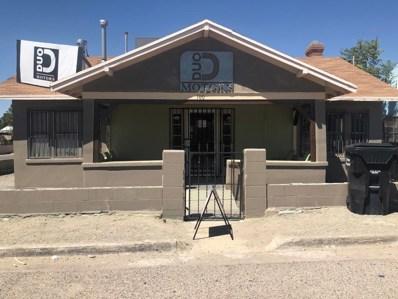 100 E Washington Street, Anthony, TX 79821 - #: 841799