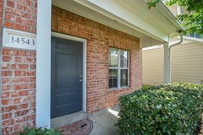 14543 Roaring Fork Lane, Houston, TX 77095 - #: 10910979