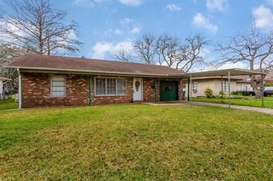 1122 Lawrence Street, Rosenberg, TX 77471 - #: 11552103