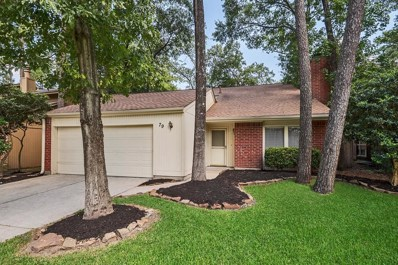 79 Maple Branch Street, The Woodlands, TX 77380 - #: 12534950