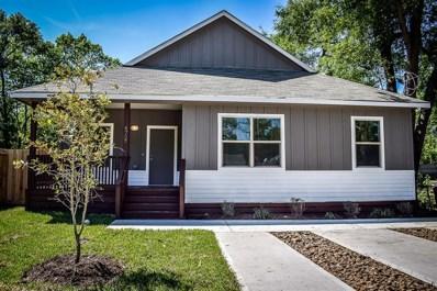 6707 Ezzard Charles Lane, Houston, TX 77091 - #: 12745812