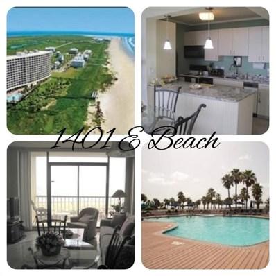 1401 E Beach Drive UNIT 510, Galveston, TX 77550 - #: 17769240