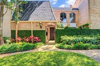 35 River Hollow Lane, Houston, TX 77027 - #: 20094342